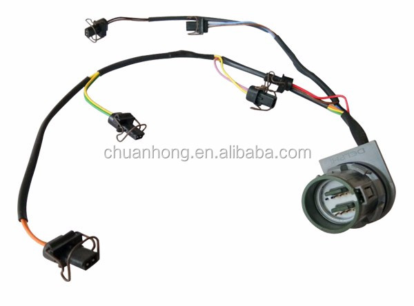 Gm 4l80e Transmission Wire Harness High Quality Wiring