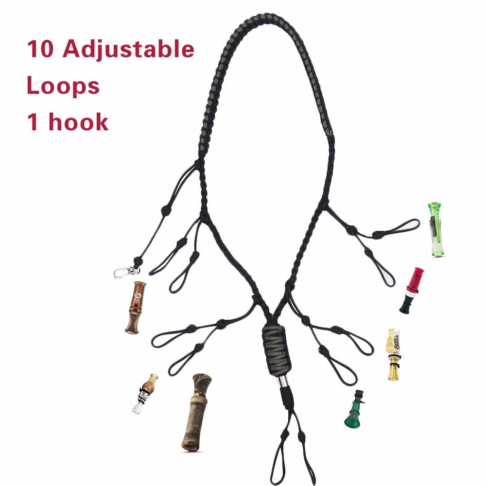 Adjustable Loops For Goose Pheasant Waterfowl Predator