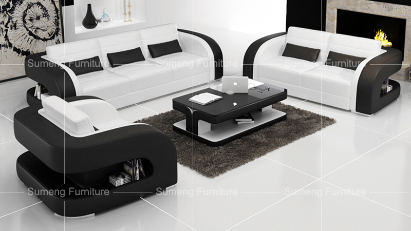 3 2 leather sofa set grey furniture 2017 foshan latest home living room 1 seat designs