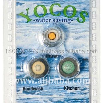 high flow kitchen faucet aerator island with pull out table yocos 节水套件淋浴节水 buy 浮动曝气机 淋浴节水 厨房水龙头曝气机