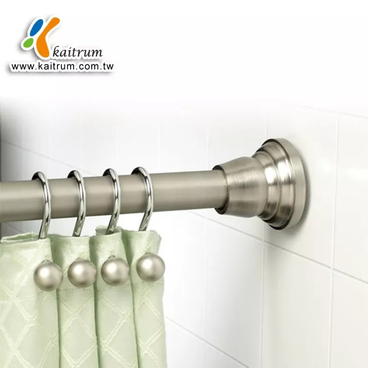 economic extendable shower curtain poles and rod buy shower curtain rod in chrome chrome shower rod for hotel project model shower curtain poles in