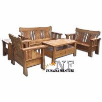 Teak Wood Sofa Set Design Living Room Furniture Wooden ...