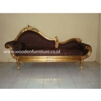 Love Chair Sofa Golden Sofa Love Chair Antique ...