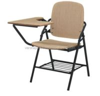 Hot Sale Student Folding Classroom Chair With Writing ...
