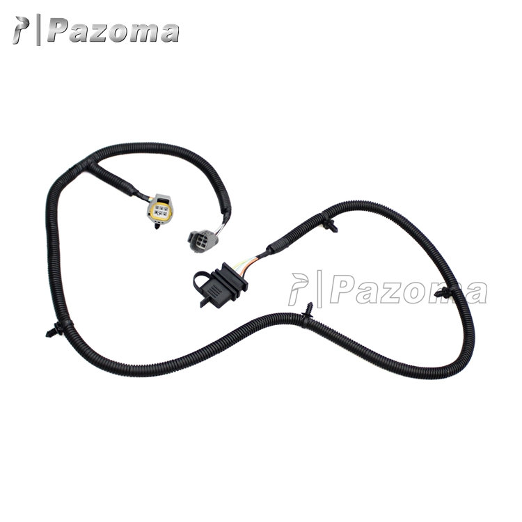Pazoma Steel Plastic Motorcycle Receiver For Wrangler And