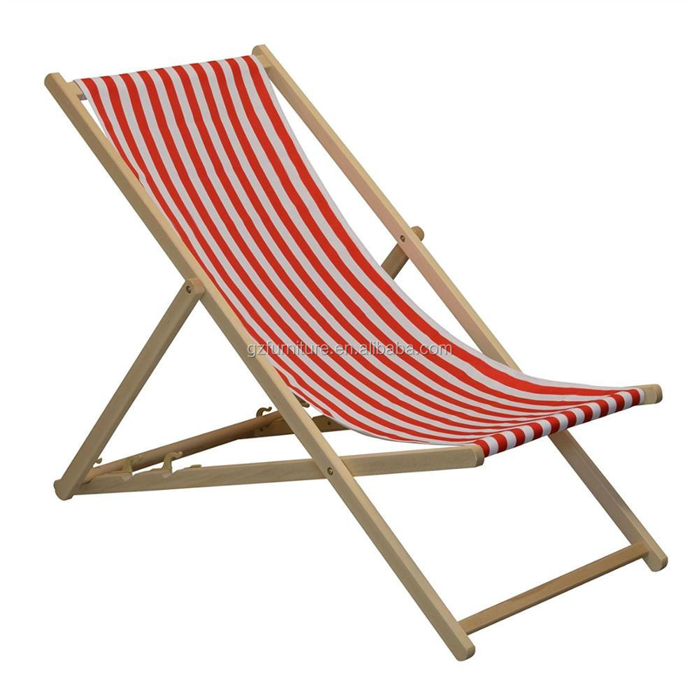 Folding Wood Beach Chair Folding Wood Chair