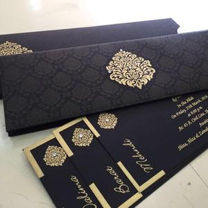 wedding invitation cards fancy
