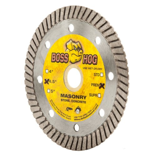 small resolution of get quotations boss hog 4 1 2 inch turbo masonry diamond blade 7 8