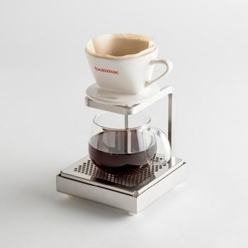 luxury coffee drip stand