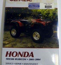 get quotations atv moto x honda clymer manual models trx 500 rubicon 2001 [ 841 x 1080 Pixel ]