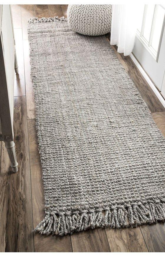 jute de chanvre tapis naturel