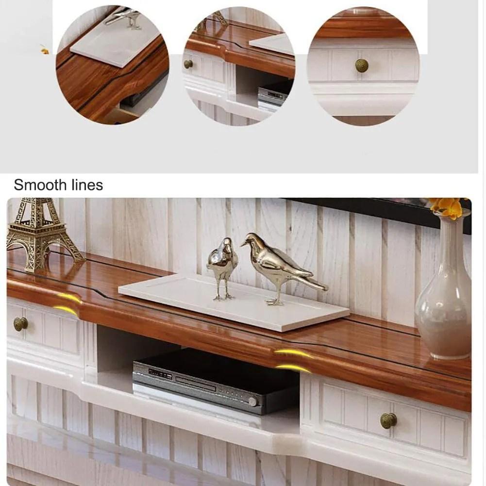 armoire tv murale en bois blanc 1 piece meuble tv suspendu au mur buy meubles de salon simple meuble tv en bois unite murale meuble tv moderne en