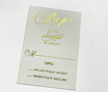 Online Personalised Wedding Invitation