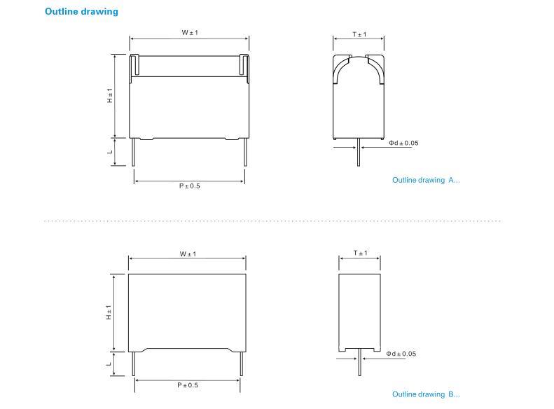 2~12uf 2.5uf 3.5uf 4.5uf 250v 450v Cbb61 Capacitor Film