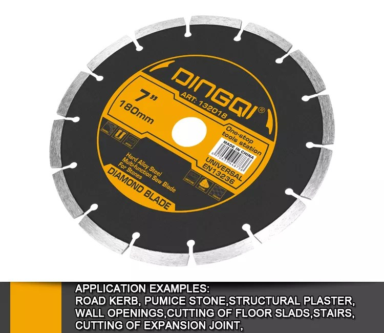 dingqi super thin diamond porcelain tile saw cutting blade 115mm turbo stone cutter blade view cutter blade dingqi product details from shangqiu