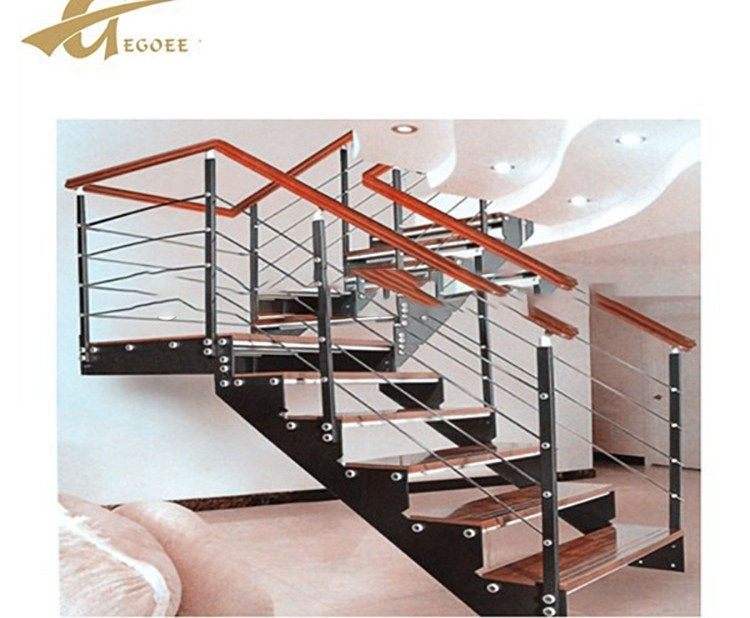 Stainless Steel Flat Bar Stair Handrail Steel Handrails For Stairs   Flat Handrail For Stairs   Code Compliant   Stainless Steel Flat Bar   Type 2   Top   Flat Iron