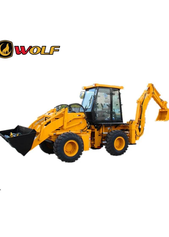 Loader Tractor For Sale : loader, tractor, Central, Articulated, Frame, Wz30-25, Loader, Backhoe, Tractor, Loader,Loader, Backhoe,Backhoe, Product, Alibaba.com