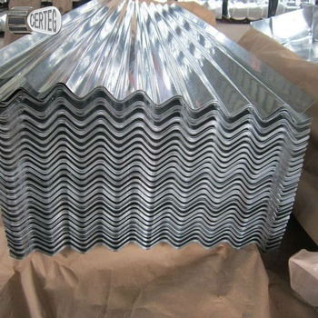 harga atap baja ringan zinc galvanized coated corrugated roofing sheets export to gabon