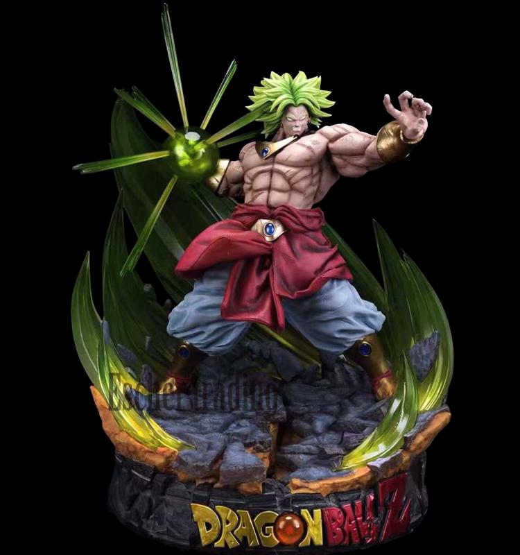 Japan Anime Gk Broly Action Figure Hot Sells For Collection Buy Super Broly Action Figure Product On Alibaba Com