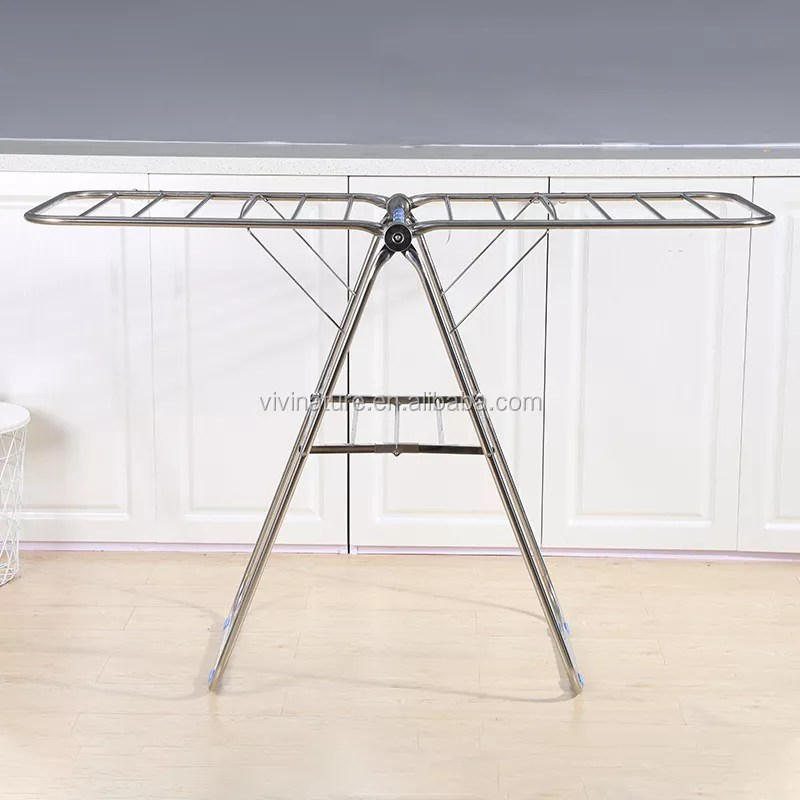 folding gullwing drying rack with clothes airer and clothes horse and cloth dryer stand buy hanging clothes drying rack folding gullwing drying