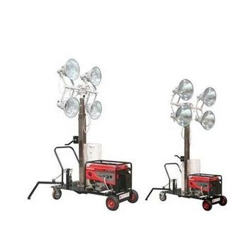 Mobile Lighting Vehicle Emergency Power Generation