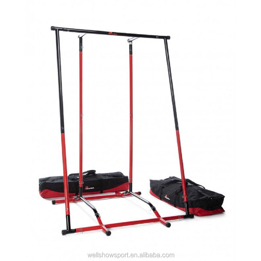 wellshow sport portable tirez mate 2 station de support de barre de traction dip support station callisthenie avec transport sac de rangement buy