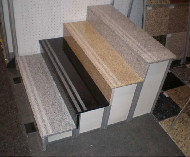 Natural Stone Anti Slip Granite Stairs Design Buy Anti Slip | Stairs Design With Granite | Exterior | Single Moulding | Granite Skirting | Granite Ramp | Simple