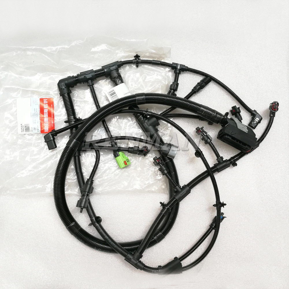 medium resolution of 5269930 5306279 foton cummins isf2 8 engine ecm ecu electronic control module wiring harness