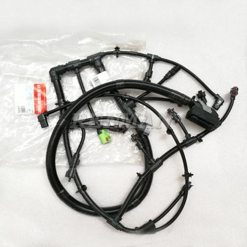 small resolution of 5269930 5306279 foton cummins isf2 8 engine ecm ecu electronic control module wiring harness