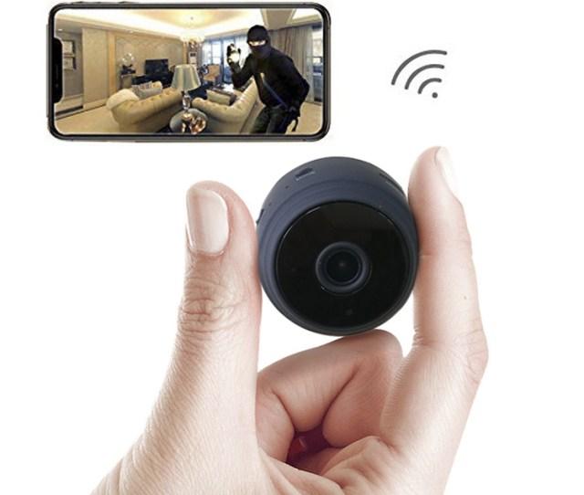 Micro Ip Hd Live Cam Espion Japanese Massage Loop Recording Mini Spy Cam Hidden Camera Wifi