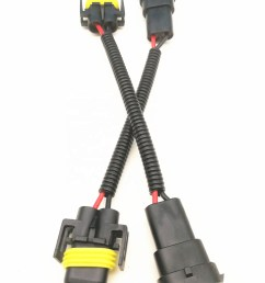 h8 h11 wiring harness socket wire connector plug adapter for hid led foglight head light lamp bulb [ 1499 x 1883 Pixel ]