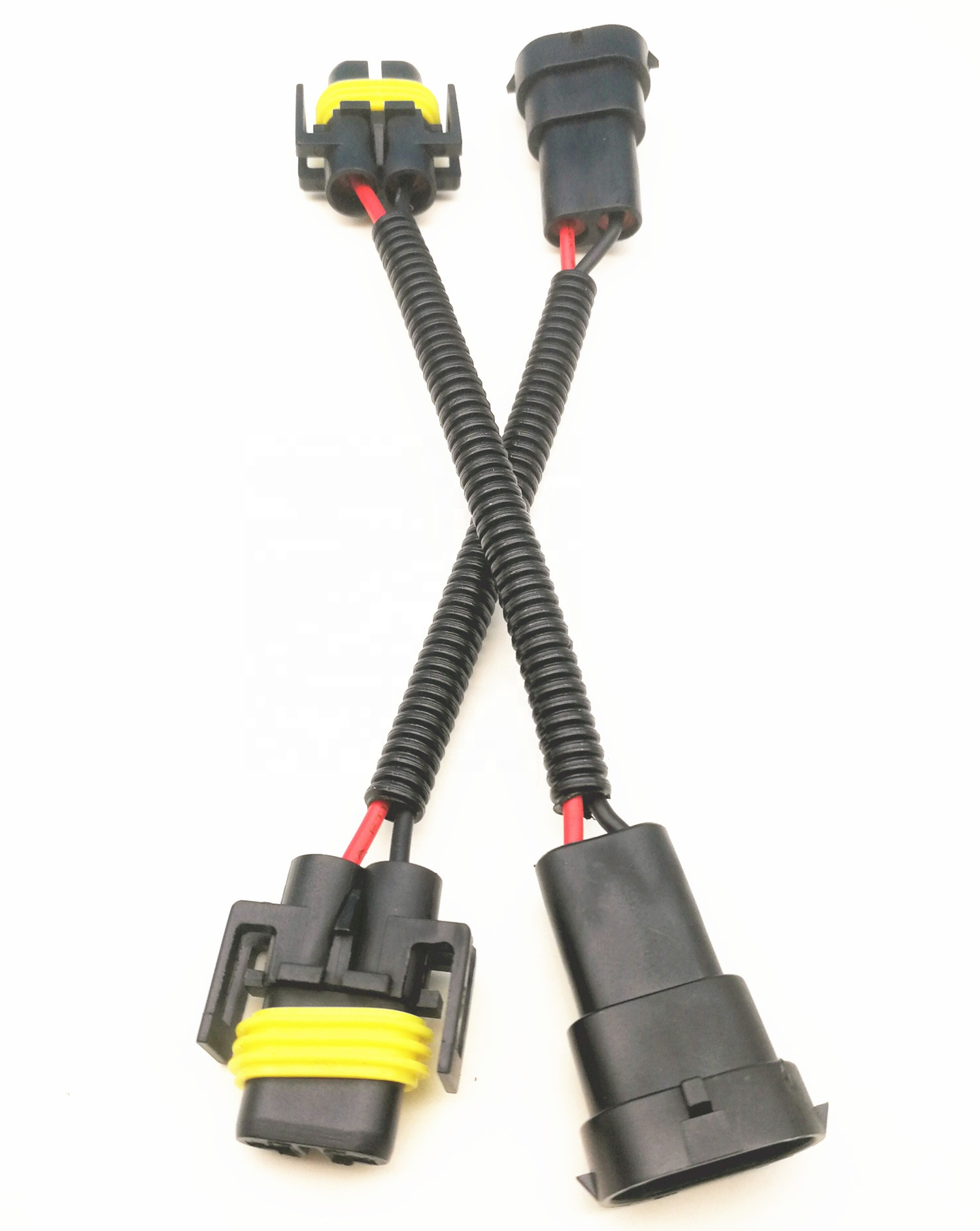 hight resolution of h8 h11 wiring harness socket wire connector plug adapter for hid led foglight head light lamp bulb