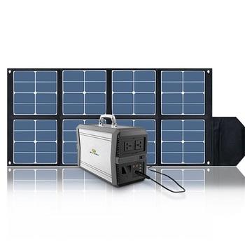 1kw Easy Install Solar Generator 1kw Off Grid Solar System Solar Generator With Batteries - Buy Solar Generator With Batteries.1kw Off Grid Solar ...