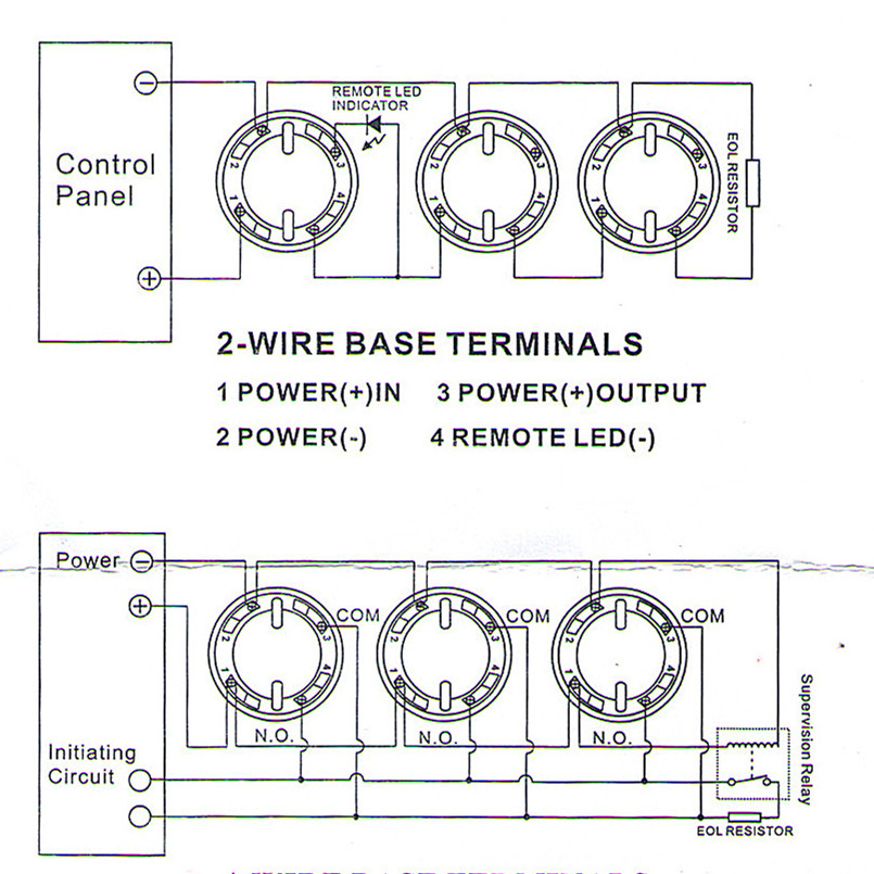 conventional fire alarm panel wiring diagram leviton 3 way switch installation manual e books similiar circuit diagramconventional control