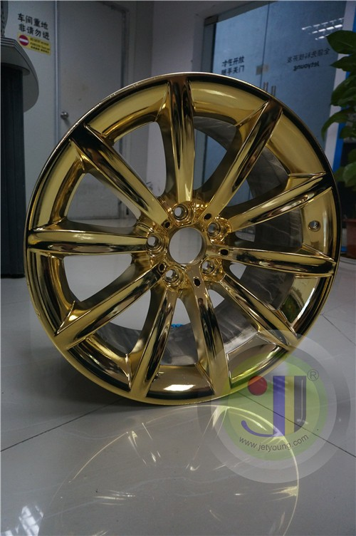 Spray Chrome Plating Chemical For Car Wheel Rim Part Mirror