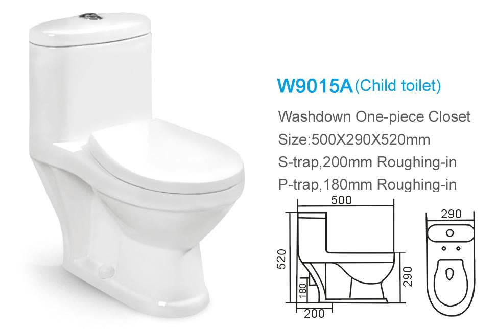 Sanitary Ware Preschool Child Mini Ceramic Toilets Wc For