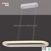 Modern Linear Led Pendant Lights For Dining Table - Buy ...