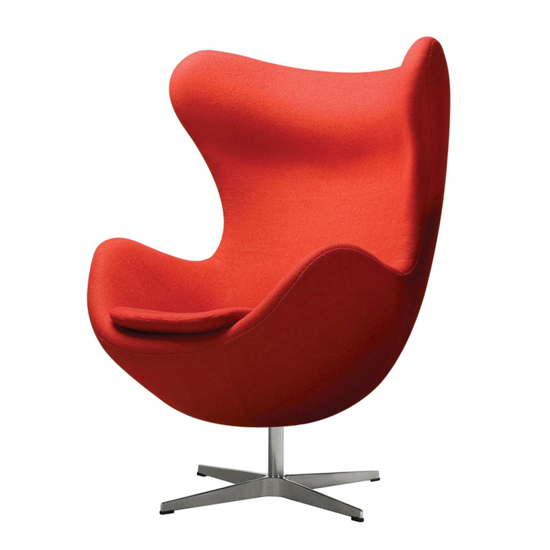 egg chairs ikea dining room upholstered with arms cheap swivel chair find deals on get quotations nordic cloth fashion personality classic modern minimalist reading back lounge