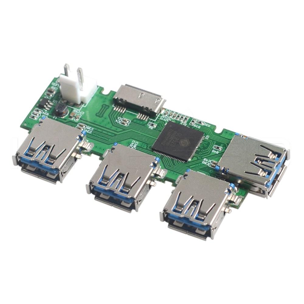 medium resolution of micro usb 2 0 3 0 hub circuit schematic 4port