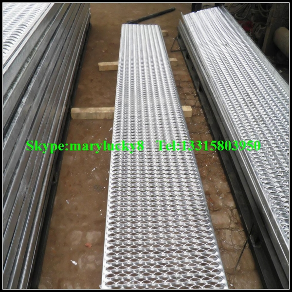 Galvanized Perforated Metal Floor Sheetperforated Metal