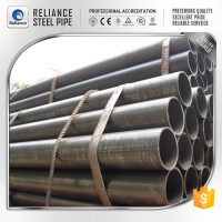 20 Inch Carbon Cement Lined Steel Pipe Weld Concrete ...