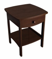 Wooden Creative End Table,Side Table,Modern Sofa Sideboard