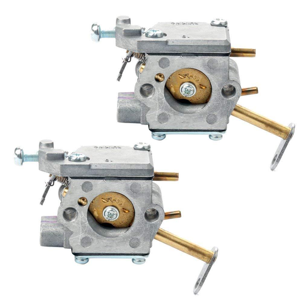 medium resolution of get quotations buckbock pack of 2 300981002 carburetor for homelite ut 10532 ut 10926
