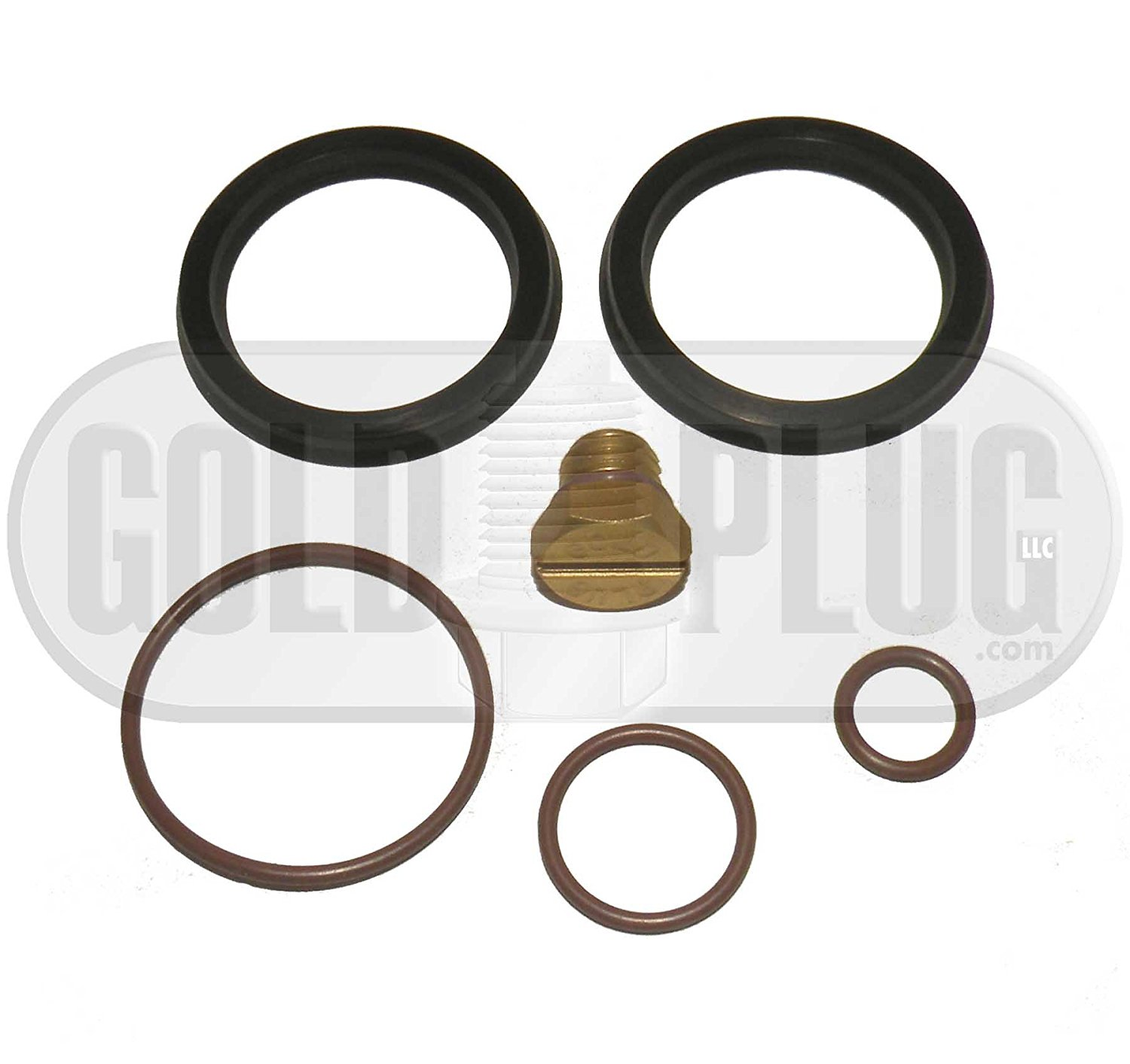 hight resolution of get quotations duramax primer fuel filter rebuild seal kit for 2001 2010 gm duramax includes aluminum bleeder