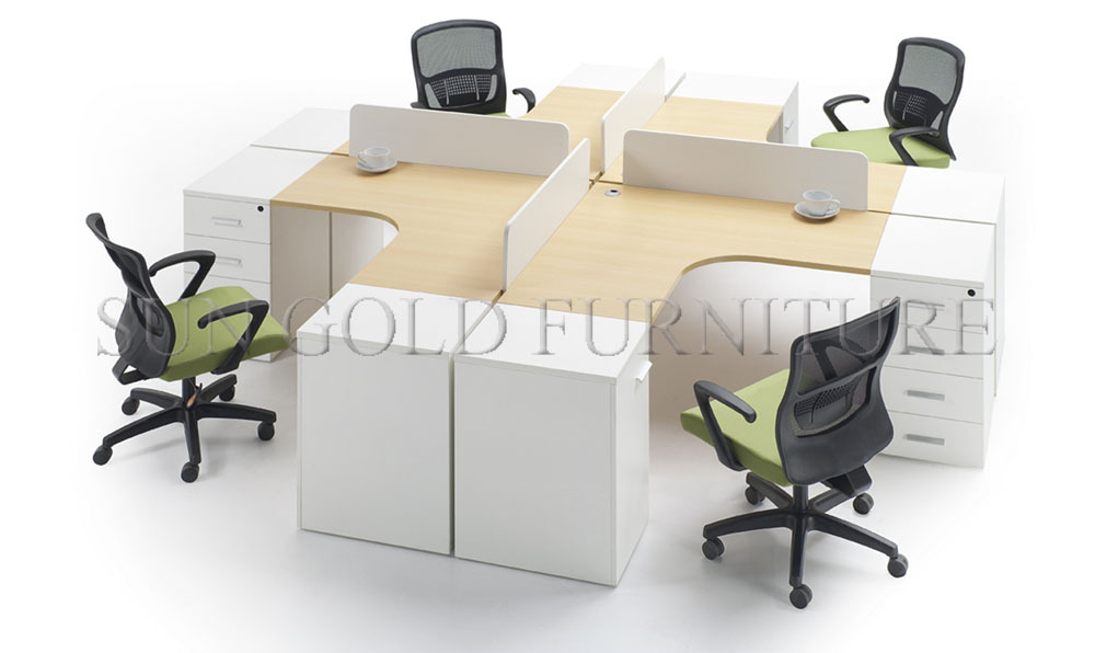 Usa Wholesales Office Workstation Cubicle With Hang