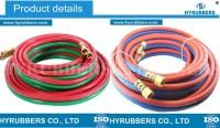 Industrial Rubber Hose Oxygen Acetylene Twin Welding Hose ...