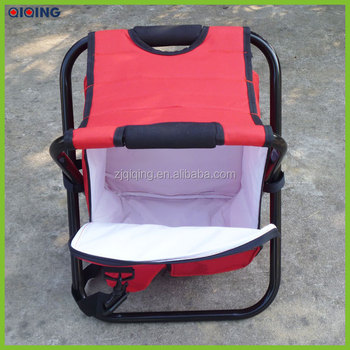 fishing chair hand wheel comfy chairs for living room backpack stool with cooler bag hq 6007n 42 buy medical