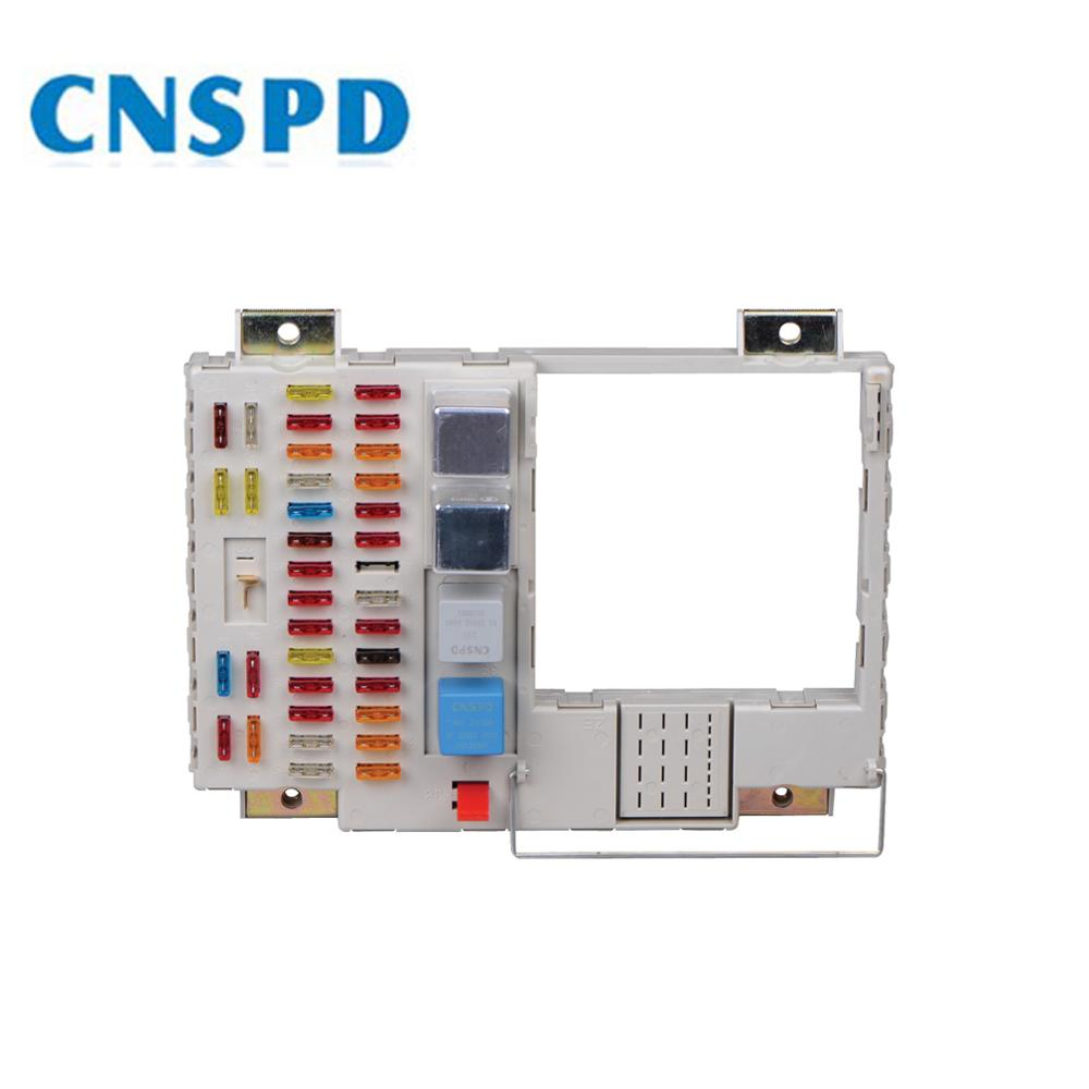 medium resolution of central electrical relay and fuse box for man truck buy central electrical box relay