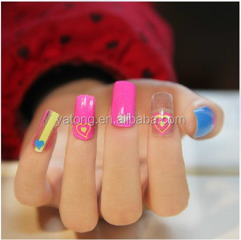 Xmas Nail Art Beauty Sticker New Year Water Decals Kids Full Wraps Decorations Decal