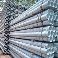 Weight Of Hot Dipped Galvanized Wrought Iron Pipe G. I. P